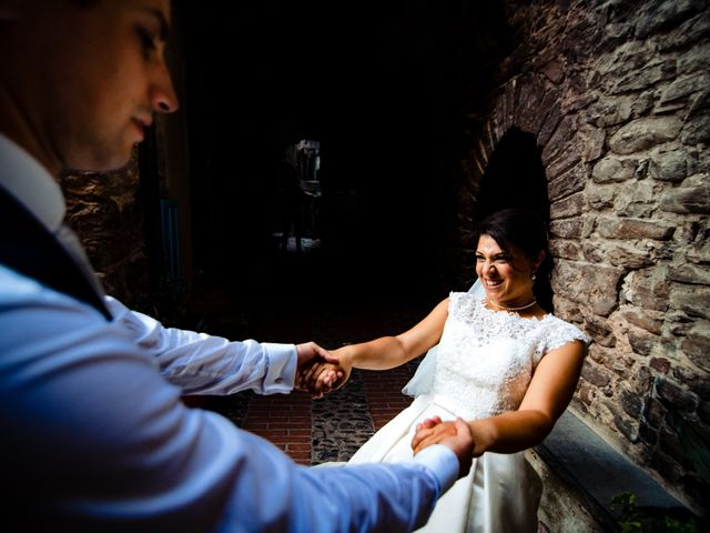 Il matrimonio di Giacomo e Brunella a Bordighera, Imperia 65
