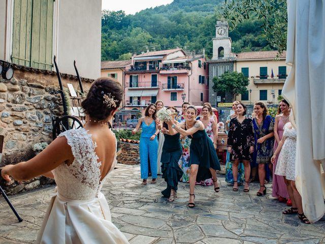 Il matrimonio di Giacomo e Brunella a Bordighera, Imperia 78