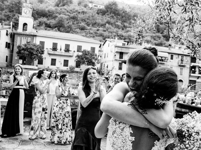 Il matrimonio di Giacomo e Brunella a Bordighera, Imperia 80