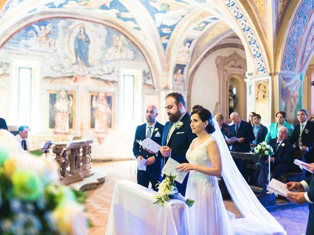 Il matrimonio di Giuseppe e Cristina a Belgirate, Verbania 10