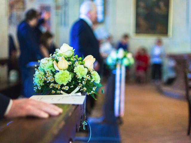 Il matrimonio di Giuseppe e Cristina a Belgirate, Verbania 11