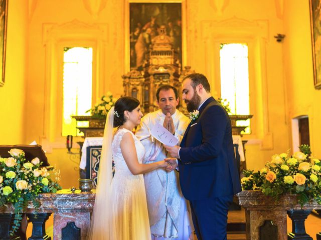 Il matrimonio di Giuseppe e Cristina a Belgirate, Verbania 13