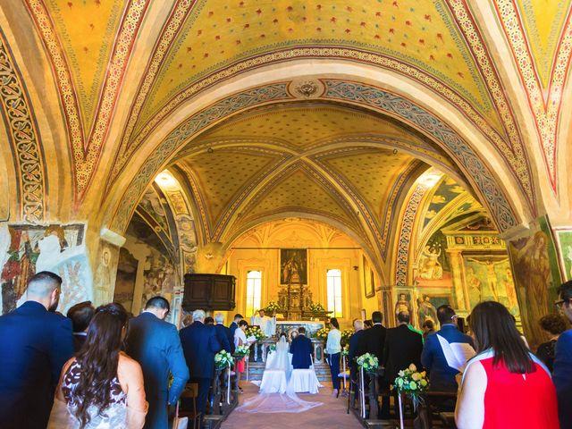 Il matrimonio di Giuseppe e Cristina a Belgirate, Verbania 14
