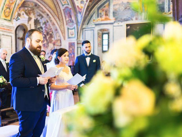 Il matrimonio di Giuseppe e Cristina a Belgirate, Verbania 15