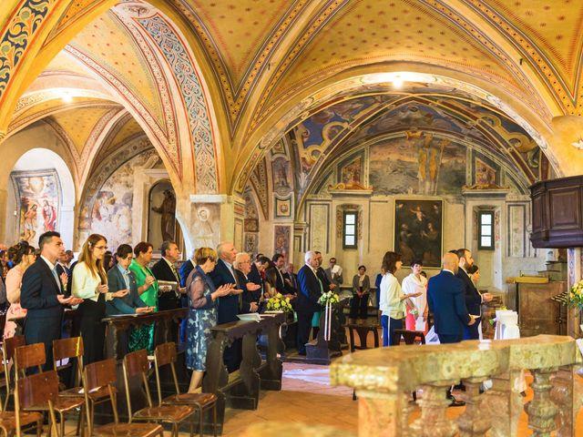 Il matrimonio di Giuseppe e Cristina a Belgirate, Verbania 16