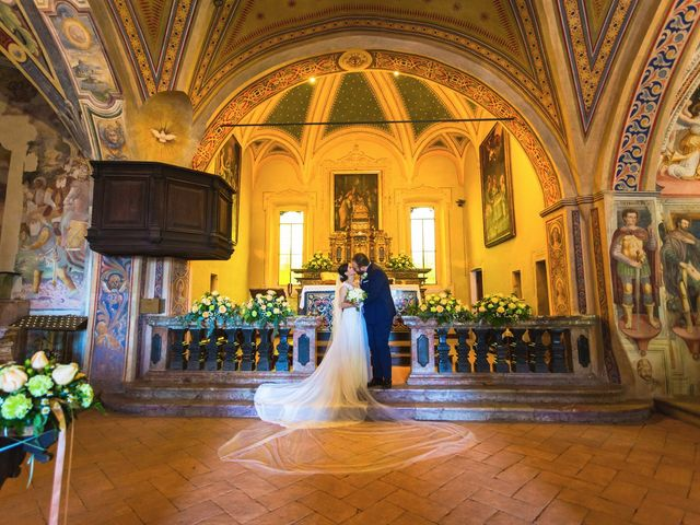 Il matrimonio di Giuseppe e Cristina a Belgirate, Verbania 17