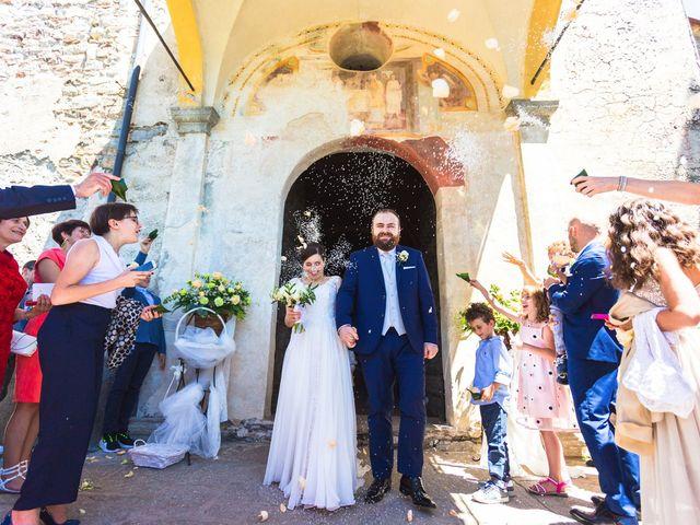 Il matrimonio di Giuseppe e Cristina a Belgirate, Verbania 18