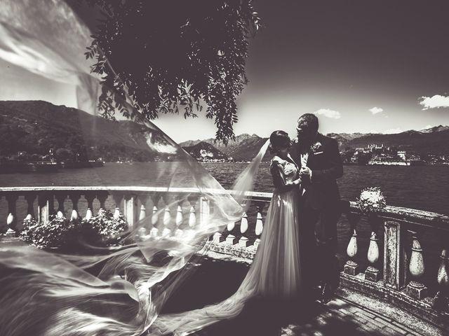 Il matrimonio di Giuseppe e Cristina a Belgirate, Verbania 24