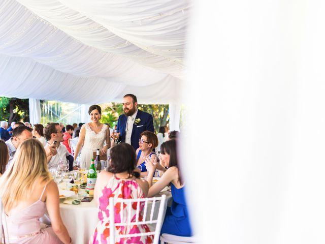 Il matrimonio di Giuseppe e Cristina a Belgirate, Verbania 50