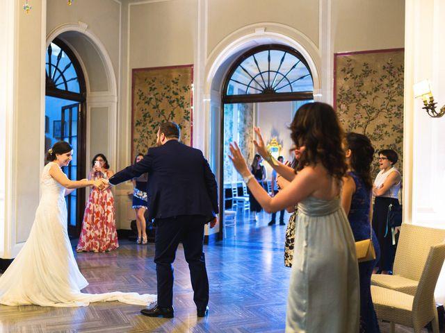 Il matrimonio di Giuseppe e Cristina a Belgirate, Verbania 62