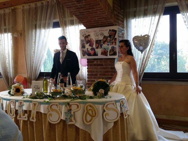 le nozze di Ilaria e Aldo