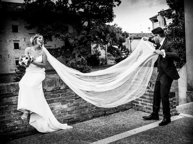 Le nozze di Monique e Massimo