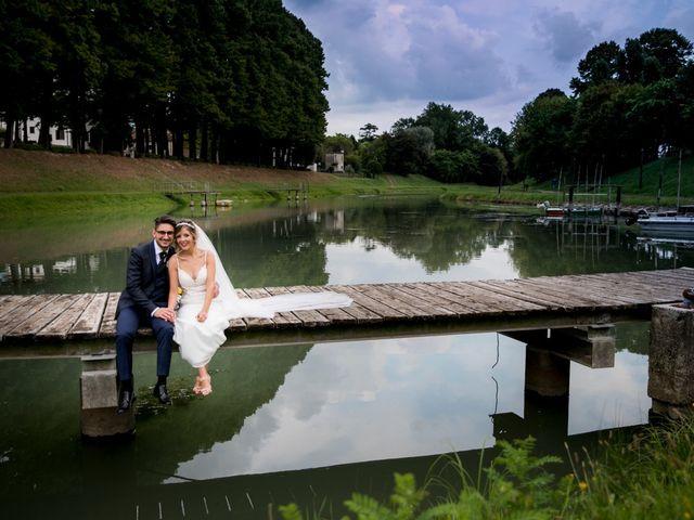 Il matrimonio di Massimo e Monique a Motta di Livenza, Treviso 7