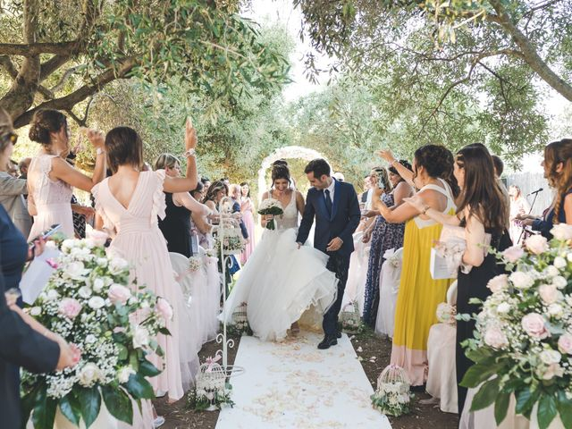 Le nozze di Samanta e Alessandro