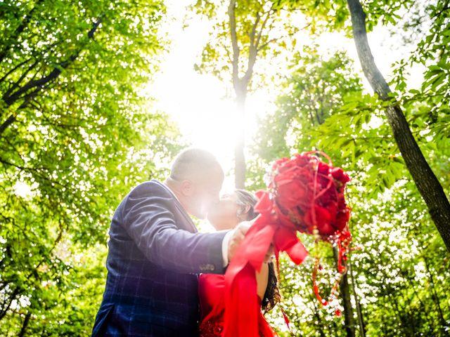 Le nozze di Luana e Fabrizio