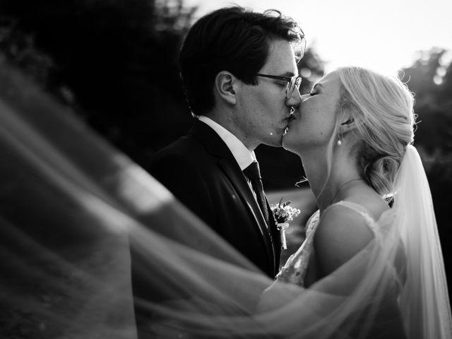 Le nozze di Carolin e Max