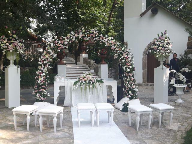Il matrimonio di Andrea e Clarissa a Pontelatone, Caserta 1