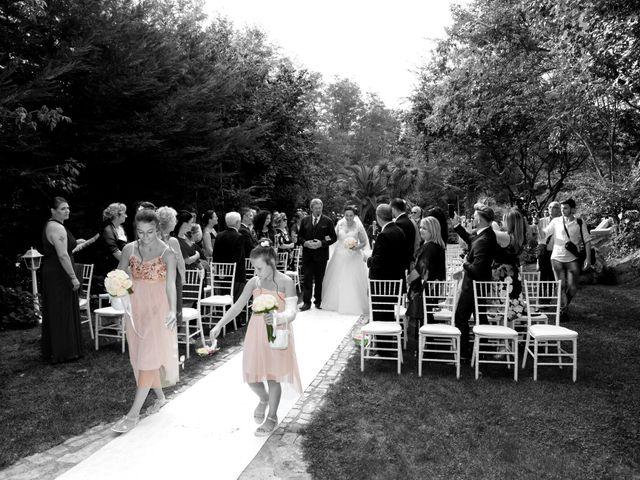 Il matrimonio di Andrea e Clarissa a Pontelatone, Caserta 31
