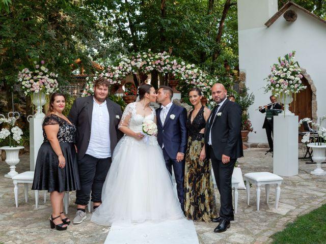 Il matrimonio di Andrea e Clarissa a Pontelatone, Caserta 33