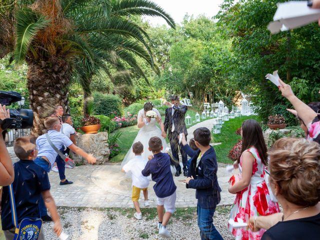 Il matrimonio di Andrea e Clarissa a Pontelatone, Caserta 34