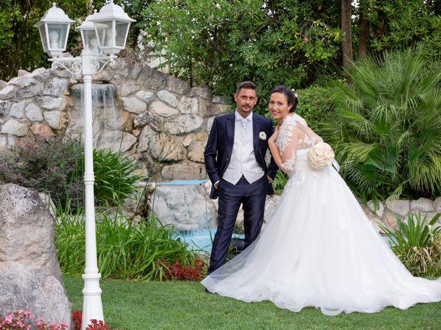 Il matrimonio di Andrea e Clarissa a Pontelatone, Caserta 35