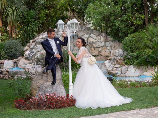 Il matrimonio di Andrea e Clarissa a Pontelatone, Caserta 36
