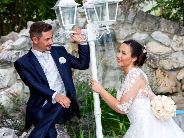 Il matrimonio di Andrea e Clarissa a Pontelatone, Caserta 37