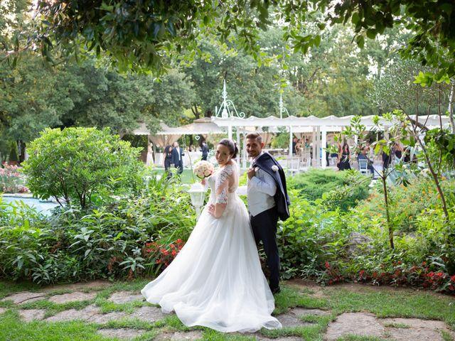 Il matrimonio di Andrea e Clarissa a Pontelatone, Caserta 38