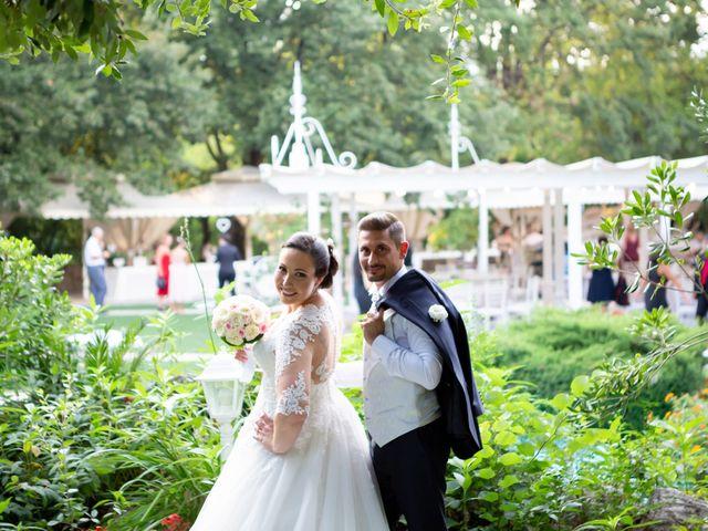 Il matrimonio di Andrea e Clarissa a Pontelatone, Caserta 39