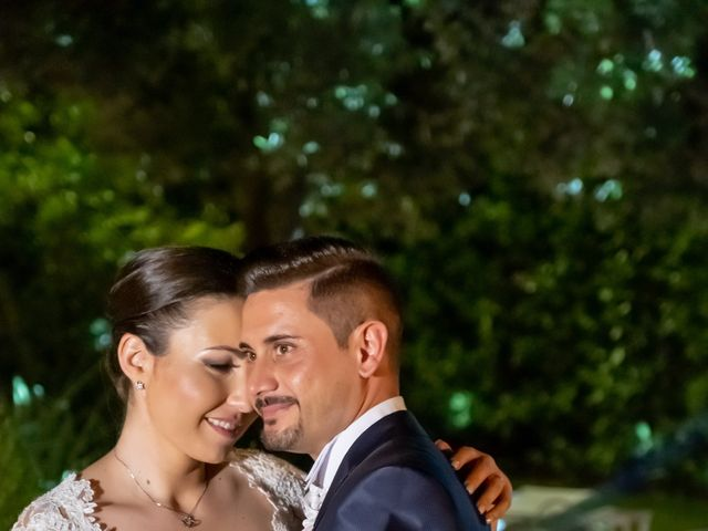 Il matrimonio di Andrea e Clarissa a Pontelatone, Caserta 44