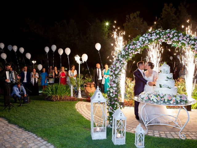 Le nozze di Clarissa e Andrea