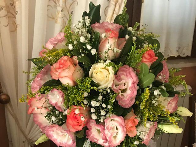 Il matrimonio di Andrea e Clarissa a Pontelatone, Caserta 45