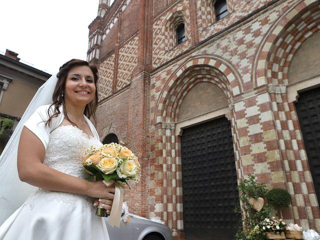 Il matrimonio di Francesca e Carlo a Pavia, Pavia 10