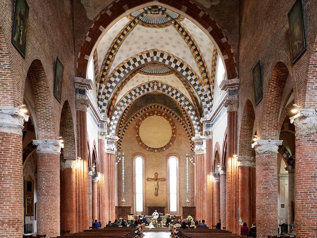 Il matrimonio di Francesca e Carlo a Pavia, Pavia 11