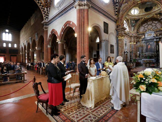 Il matrimonio di Francesca e Carlo a Pavia, Pavia 13