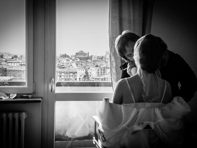 Il matrimonio di Filippo e Lucilla a Piacenza, Piacenza 7
