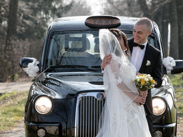 Il matrimonio di Filippo e Lucilla a Piacenza, Piacenza 30