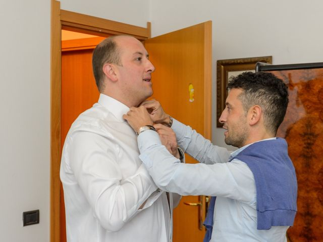 Il matrimonio di Mattia e Federica a Armeno, Novara 6