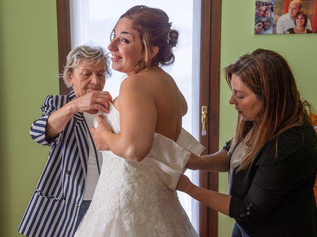 Il matrimonio di Mattia e Federica a Armeno, Novara 8