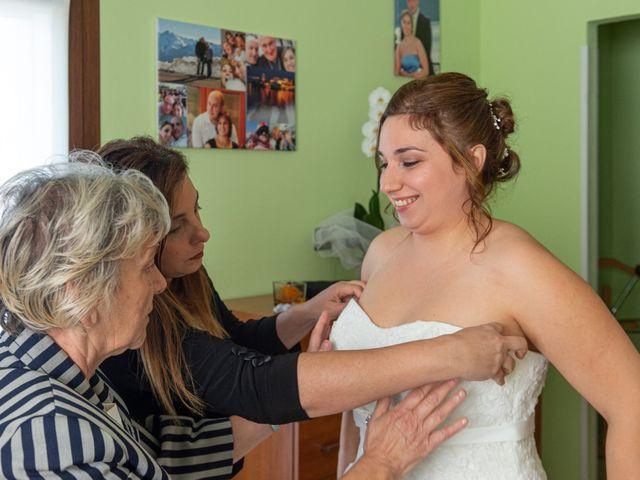 Il matrimonio di Mattia e Federica a Armeno, Novara 11