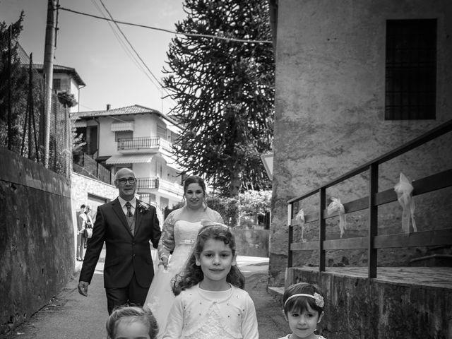Il matrimonio di Mattia e Federica a Armeno, Novara 15