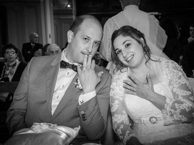 Il matrimonio di Mattia e Federica a Armeno, Novara 16