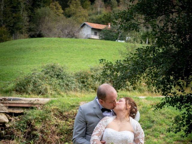 Il matrimonio di Mattia e Federica a Armeno, Novara 22
