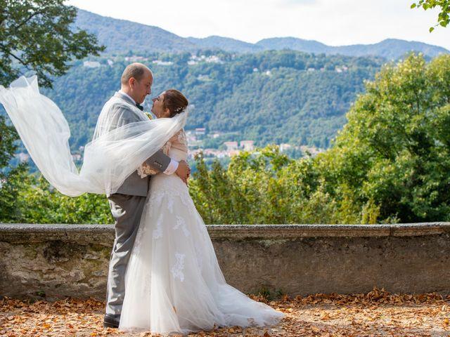 Il matrimonio di Mattia e Federica a Armeno, Novara 25