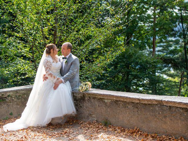 Il matrimonio di Mattia e Federica a Armeno, Novara 26
