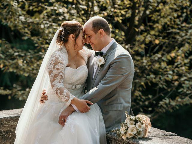 Il matrimonio di Mattia e Federica a Armeno, Novara 27