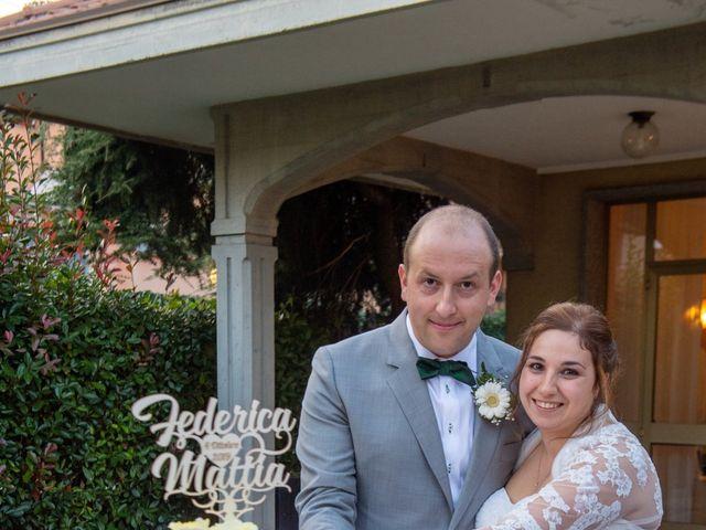 Il matrimonio di Mattia e Federica a Armeno, Novara 32