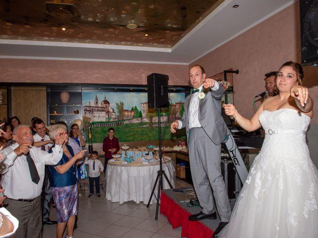 Il matrimonio di Mattia e Federica a Armeno, Novara 36