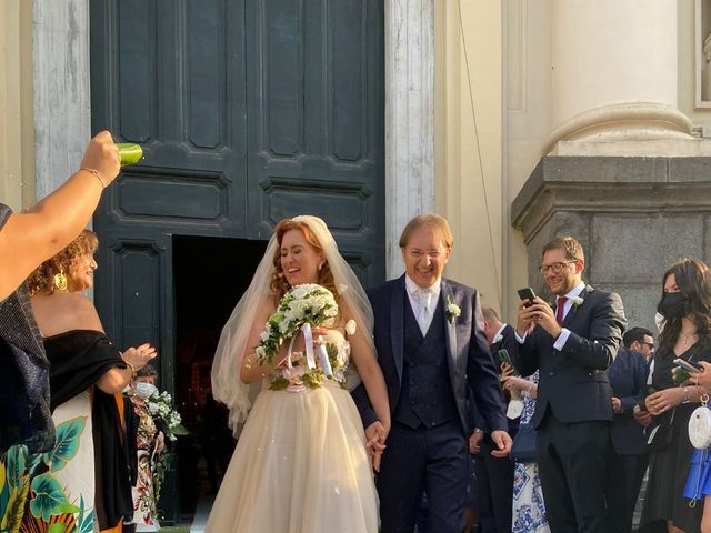 Il matrimonio di Massimo e Misa a Pagani, Salerno 1