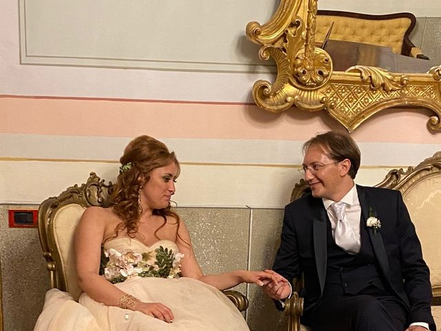 Il matrimonio di Massimo e Misa a Pagani, Salerno 4
